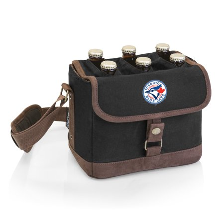Toronto Blue Jays Beer Caddy Cooler Tote with Opener - No Size