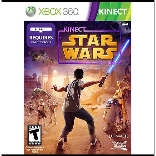 Kinect Star Wars (Xbox 360) - Pre-Owned