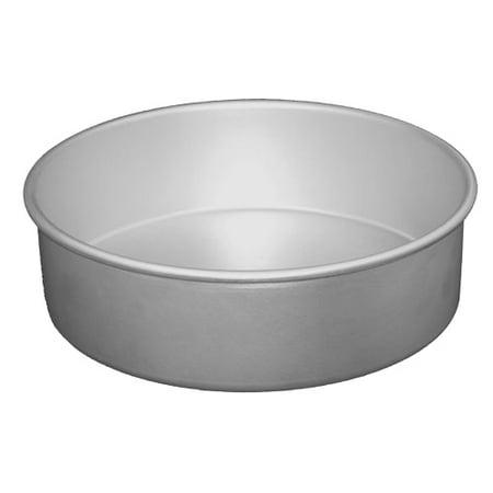 Fat Daddio's Aluminum Round Cake Pan, 4