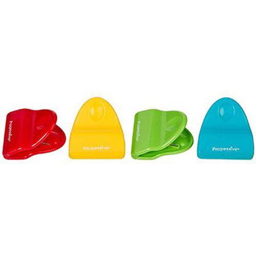 Prepworks   Mini Bag Clips - Set of 4, Ship from USA,Brand Progressive