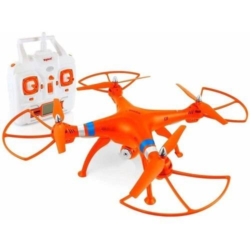 Syma X8C 2.4G 4-Channel RC Quadcopter with 2MP Wide Angle Camera