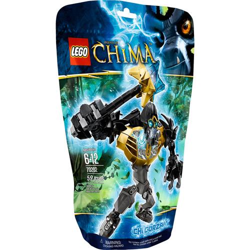 LEGO Legend of Chima CHI Gorzan Play Set