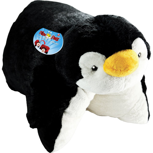 As Seen on TV Pillow Pet Pee Wee, Playful Penguin
