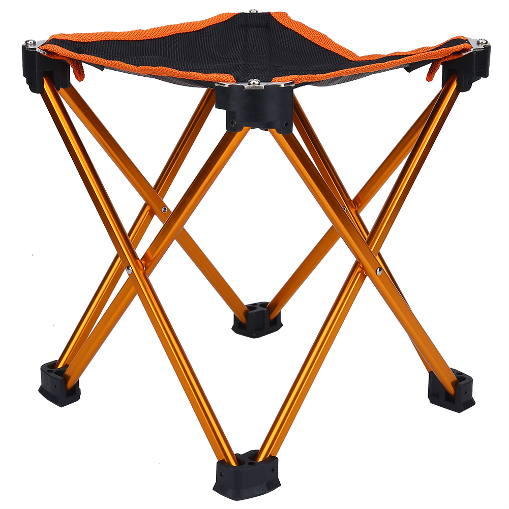 Garosa Portable Folding Stool Aluminum Alloy Fishing Chair