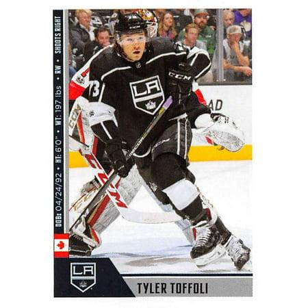 2018-19 Panini NHL Stickers #394 Tyler Toffoli Los Angeles Kings Hockey Card](La Kings Hockey)