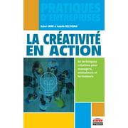 La créativité en action - eBook