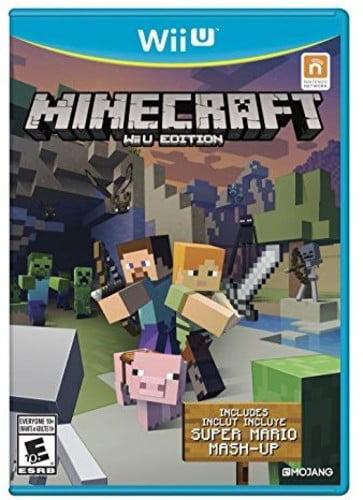 Minecraft, Nintendo, Nintendo Wii U, 045496904296