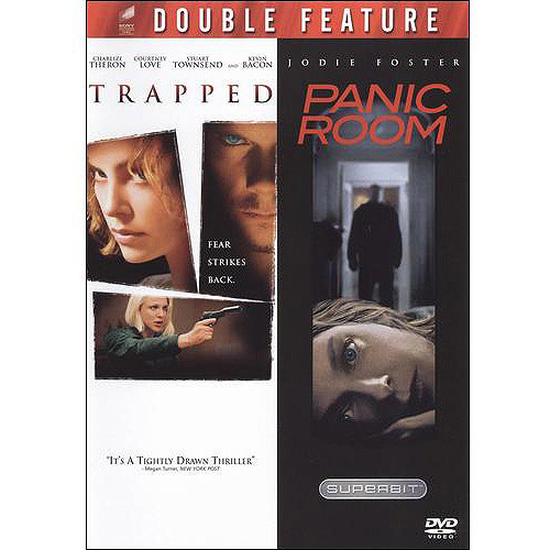 Trapped/Panic Room [DVD]