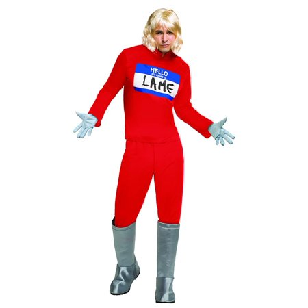 Adult's Mens Zoolander Hansel Hello My Name Is Lame Costume