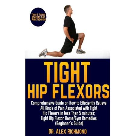Tight Hip Flexors - eBook