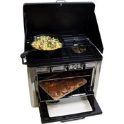 Camp Chef Outdoor 2-Burner Range with Oven