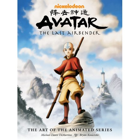 (Avatar: The Last Airbender - The Art of the Animated Series)