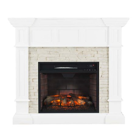 Sensational Bowery Hill Corner Infrared Electric Fireplace Walmart Canada Interior Design Ideas Inesswwsoteloinfo