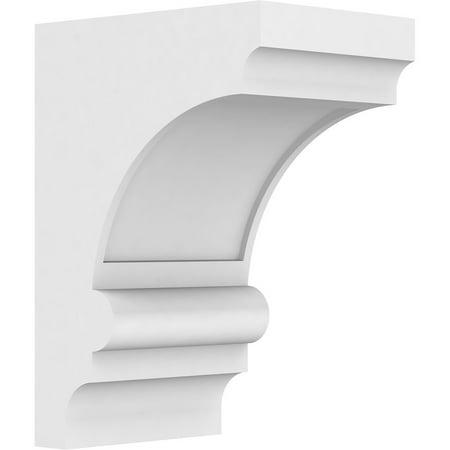 7 W x 10 D x 14 H Standard Diane Architectural Grade PVC Corbel