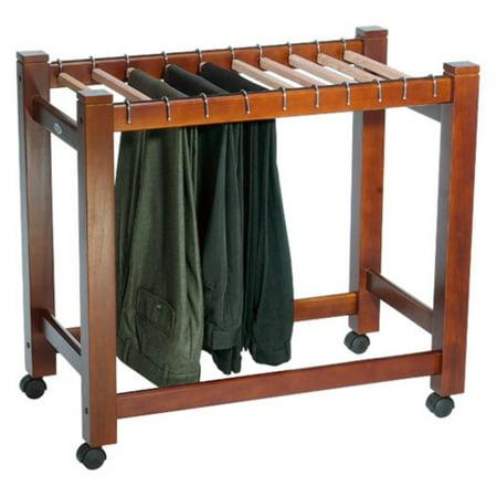Woodlore Deluxe Pant Trolley -