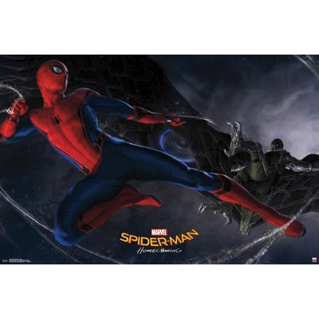 Spider-Man: Homecoming - Battle Poster - - Homecoming Queen Poster Ideas