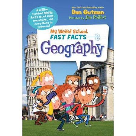My Weird School Fast Facts: Geography - eBook