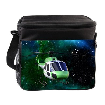 Helicopter Cross - Airplane Helicopter Cross Body Thermal Cooler Bag For Travel
