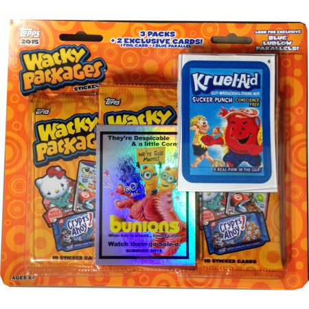 2015 Topps Wacky Packages