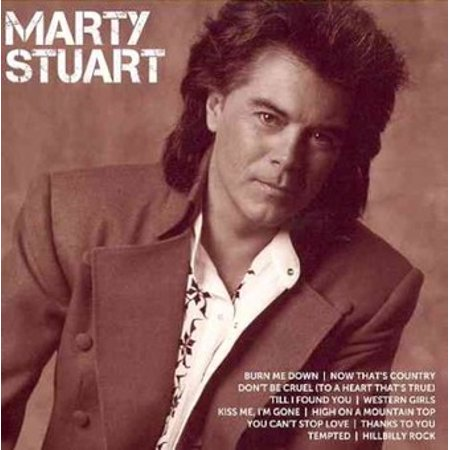 Marty Stuart - Icon Series: Marty Stuart (CD)