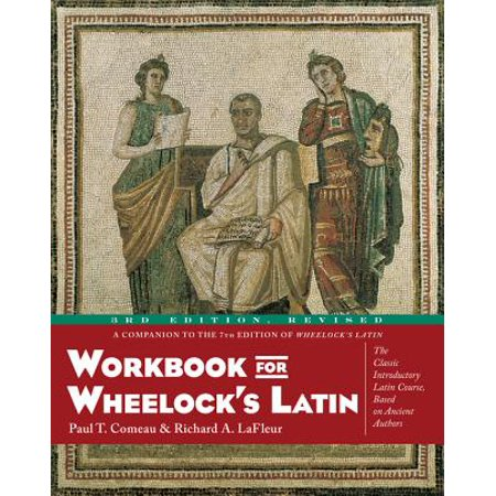 Workbook for Wheelock's Latin, 3rd Edition, (Revised 3rd Edition Magic Card)