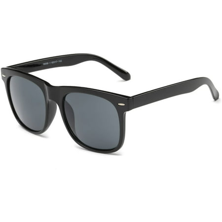 Large Square Sunglasses with Shiny (Large Square Frame Sunglasses)