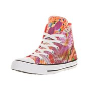 Converse Women's Chuck Taylor All Star Digital Floral Hi Basketball Shoe
