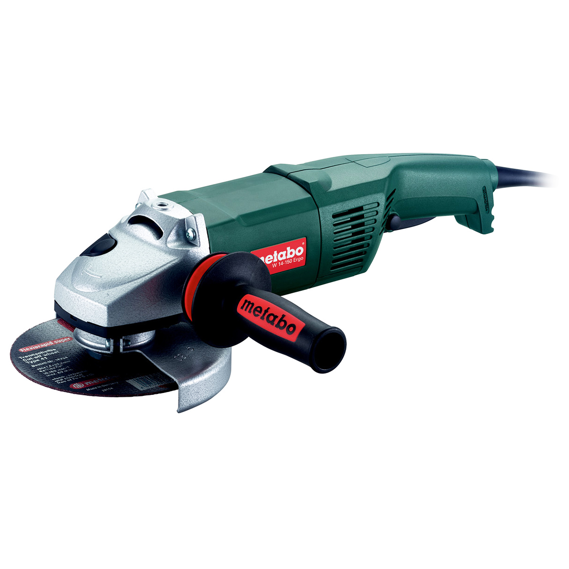 Metabo 606251440 6-Inch 12.0-Amp 9,700 RPM Angle Grinder ...