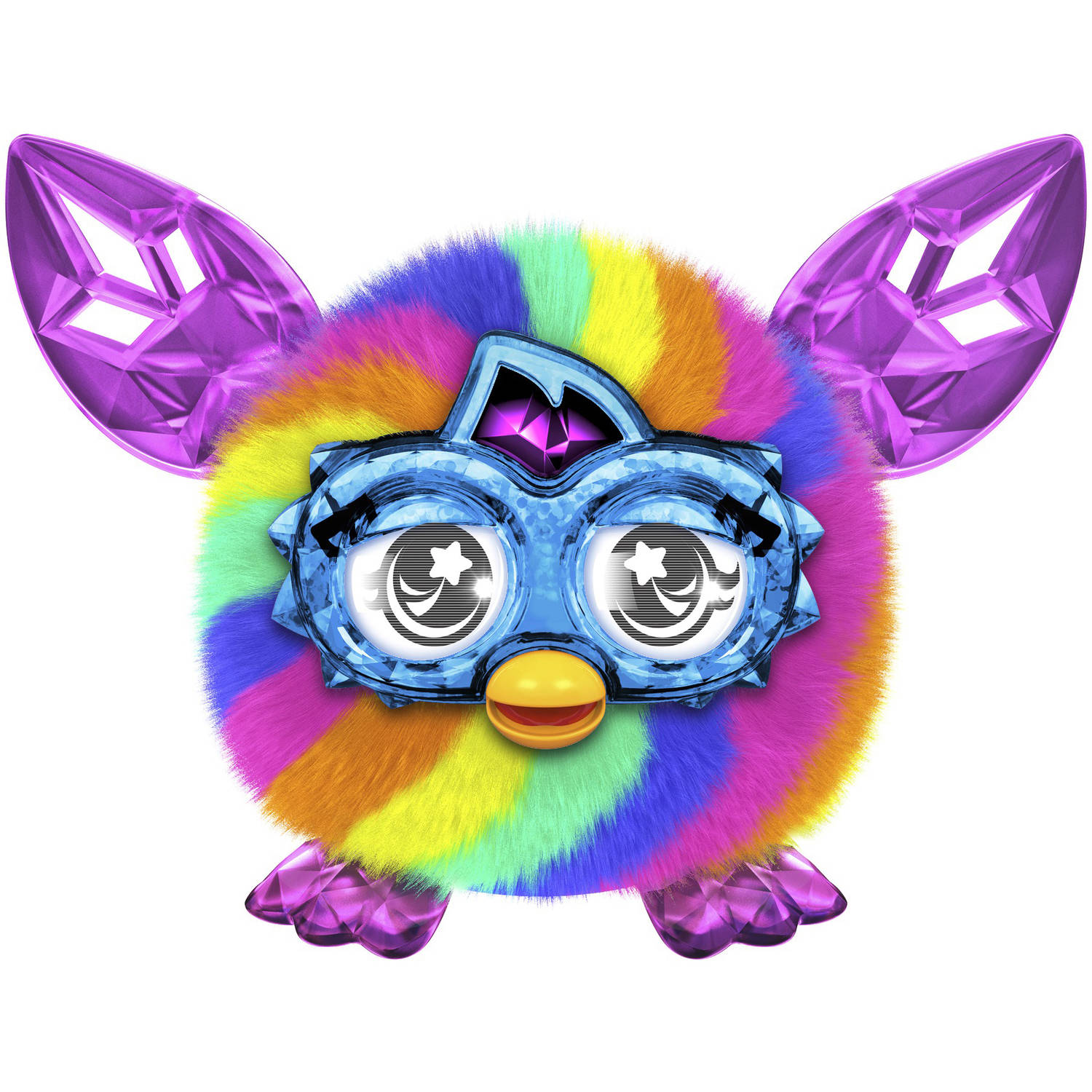 ip Furby Furblings Creature Rainbow