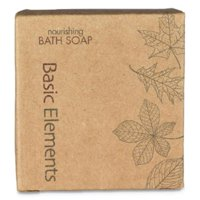 Ada International SP-BEL-BH Bath Soap Bar, Clean Scent, 1.41 Oz, 200/carton