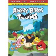 Angry Birds Toons, Vol. 1 (Anamorphic Widescreen) by COLUMBIA TRISTAR HOME VIDEO