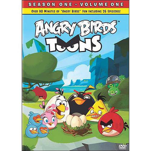 Angry Birds Toons, Vol. 1 (Anamorphic Widescreen)
