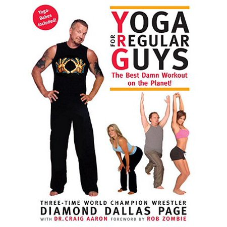Yoga for Regular Guys : The Best Damn Workout on the (Best Hobbies For Guys)