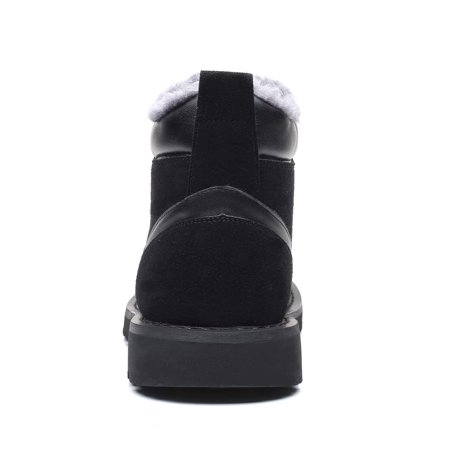Grocosy Men Casual Winter Warm Snow Boots - image 6 of 10