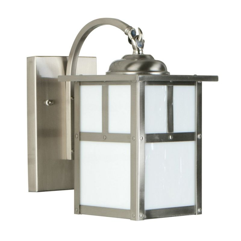Craftmade Z1844 Mission Sided Flush Outdoor Sconce