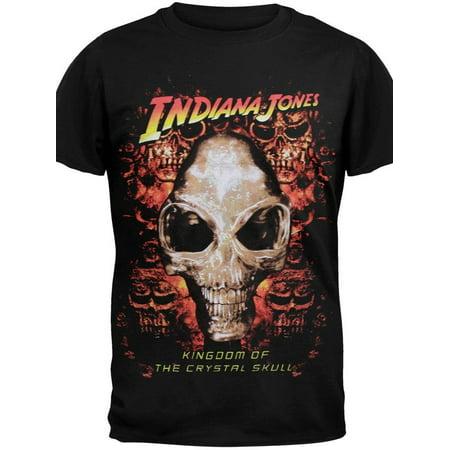 Indiana Jones - Crystal Skull Youth T-Shirt