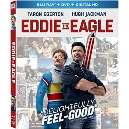 Eddie The Eagle  Blu Ray