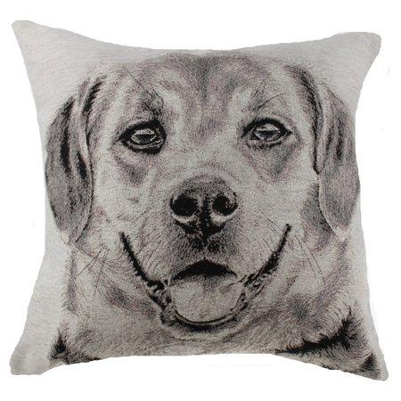 Happy Canine II Decorative Pillow Cushion Cover - A - H 16 x W 16 - image 1 de 1