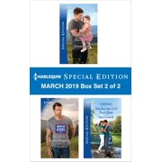 Harlequin Special Edition March 2019 - Box Set 2 of 2 - eBook