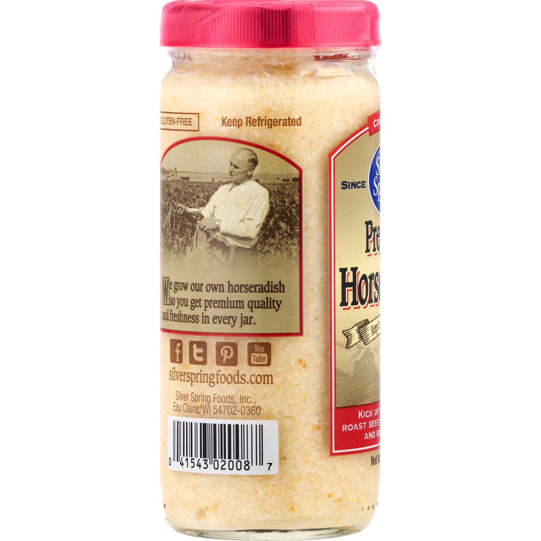 Silver Spring Prepared Horseradish Walmart Com Walmart Com