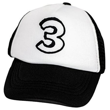 Kids Mesh Trucker Hat Baseball Cap Boys Girls Birthday 3 Toddler Sun Protection Birthday](Birthday Cap)