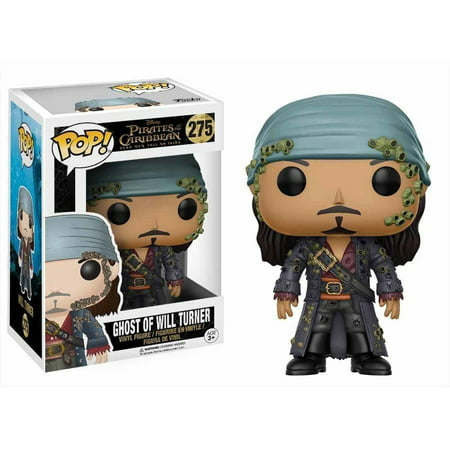 Funko POP Disney: Pirates of the Caribbean - Ghost Will Turner - Ghost Prop