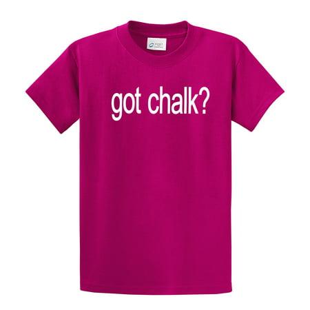 Pool Hall T-shirt (Billiards T-Shirt Got Chalk? Funny Pool Tee )