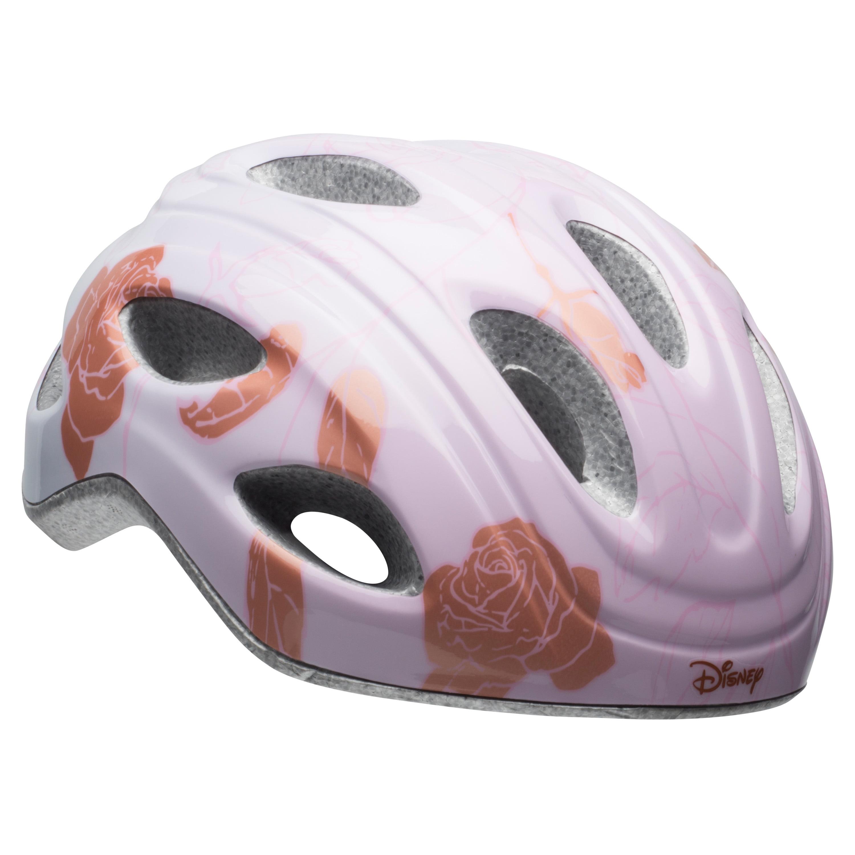 Bell Sports Disney Beauty and the Beast Adult Women's Bike Helmet, White