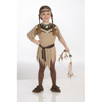CHCO-LIL' PRINCESS-LRG - Diy Pocahontas Costume Ideas