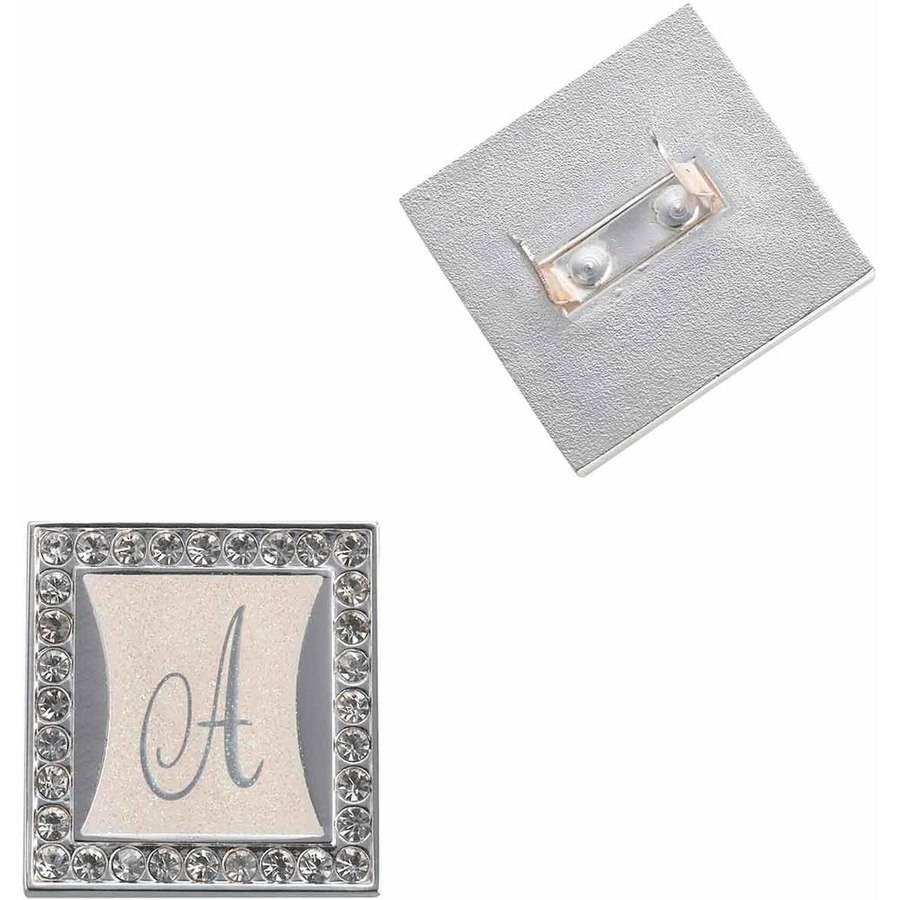 Monogram Clip with Frame, A