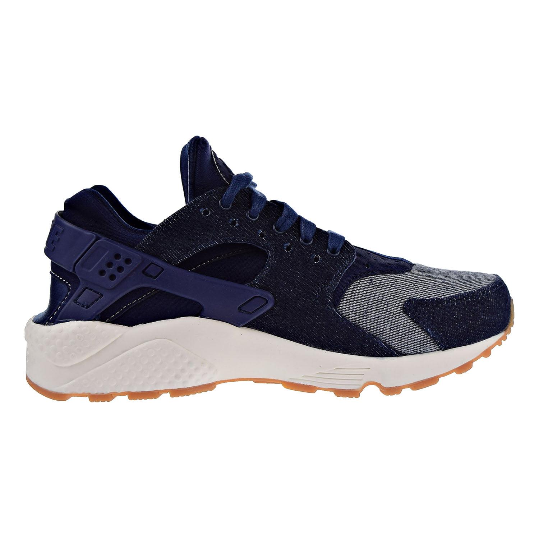 09a9ebe896947 Nike - NIKE WOMENS AIR HUARACHE RUN SZ 7.5 DENIM GUM BINARY BLUE ...