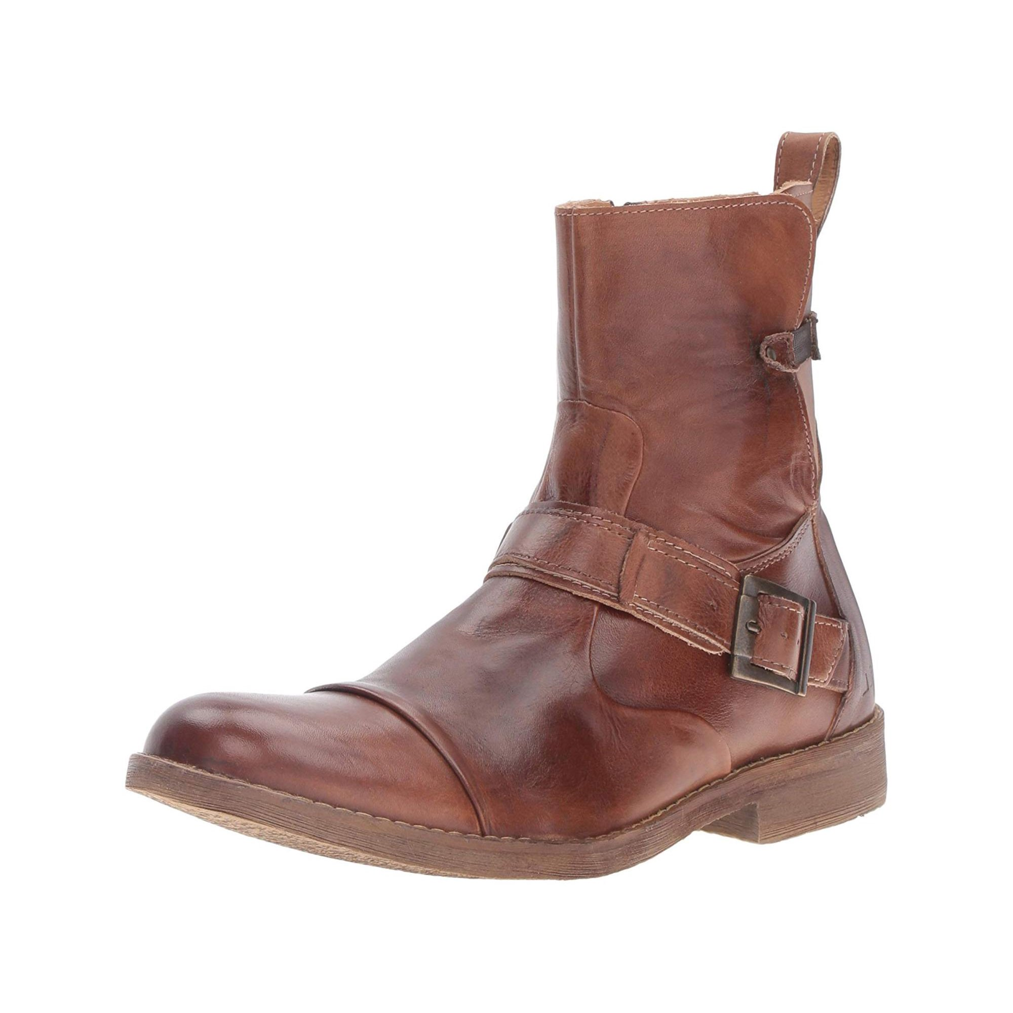 a07850f7952 Bed Stu Mens Jerry Closed Toe Ankle Fashion Boots | Walmart Canada