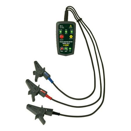 - AEMC 2121.12 Phase Rotation Meter Model 6610