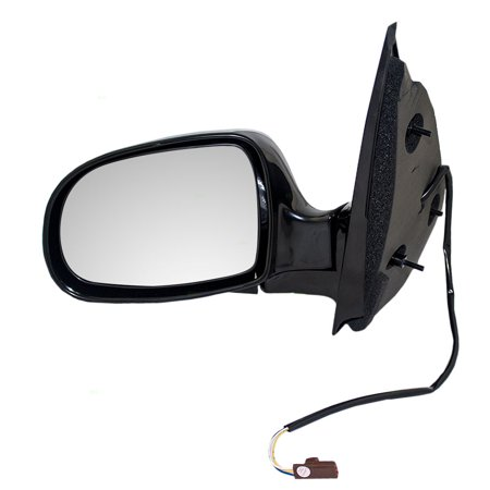 - Drivers Power Side View Mirror Replacement for 2003 Ford Windstar Van 3F2Z17683GA